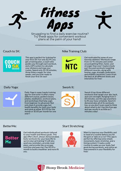 Kumpfbeck fitness apps